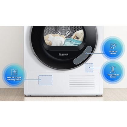 Samsung 9kg Heat Pump Dryer DV90T6240LH/FQ With AI Control ( Pengering Baju)